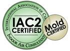 IAC2 Mold Certified Inspector