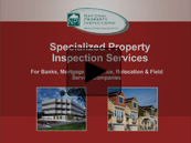 Specialized Property Inspection Services