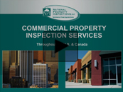 Commercial Property Inspection Services