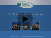 Home Inspections for Buyers